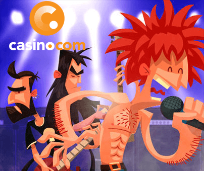 Casinocom Rocks with New Bonus Promotion