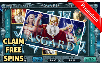 New Asgard Slot Play Now With Free Spins Bonuses