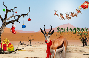 christmas-comes-early-to-springbok-casino-with-cute-new-mascot