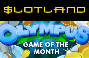slotland-announces-olympus-as-its-game-of-the-month