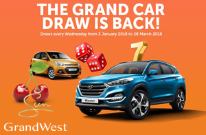 the-grand-car-draw-returns-to-cape-towns-grand-west-casino