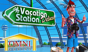 Vacation Station Deluxe Slot Launches at Omni Casino