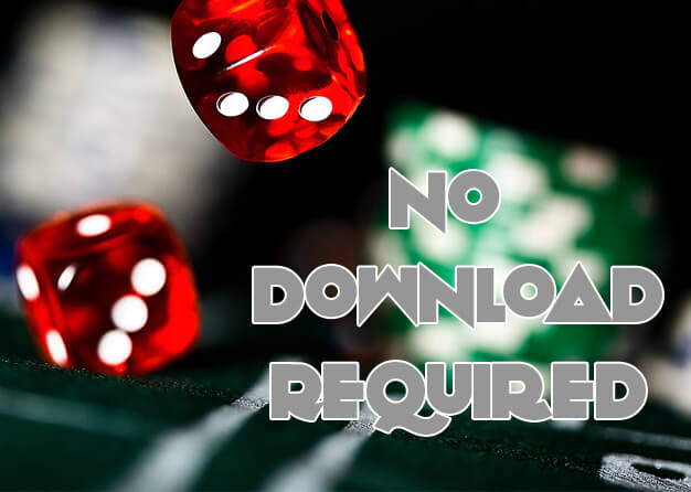 online casinos no download