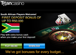 титан онлайн казино
