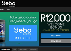 yebo-casino-website-screenshot