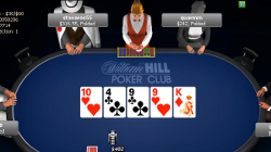 William Hill Poker Table - Play Poker Online
