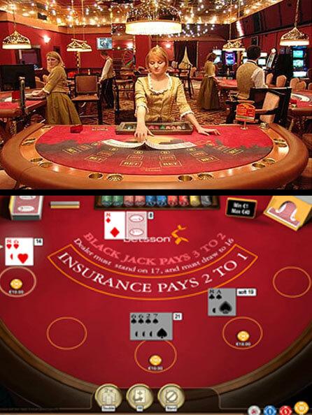 Land based casinos vs online casinos hard rock casino and hotel las vegas