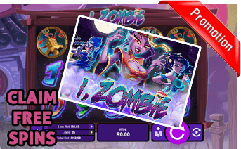 New I, Zombie Slot Play Now With Free Spins Bonuses