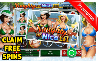 New Naughty or Nice 3 Slot Play Now With Free Spins Bonuses