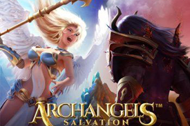 archangels-salvation-slot-logo