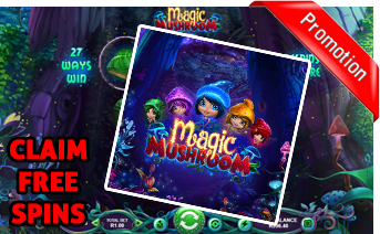 New Magic Mushroom Slot Play Now With Free Spins Bonuses