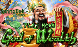 Springbok and Thunderbolt Biggest freeroll slots tournament