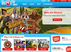 bingocom-website-screenshot