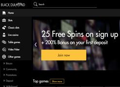 black-diamond-casino-website-screenshot