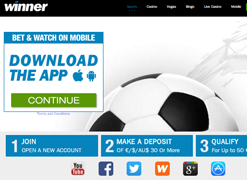 winner-sports-website-screenshot
