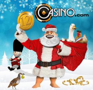 casinocom-offers-12-days-of-christmas-promotion