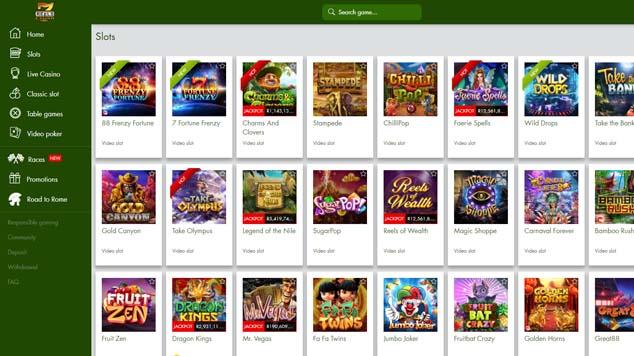 7Reels Slot Games