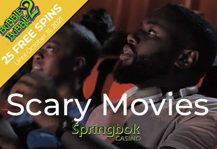 Welcome in the Scariest Month of the Year with Springbok Casino